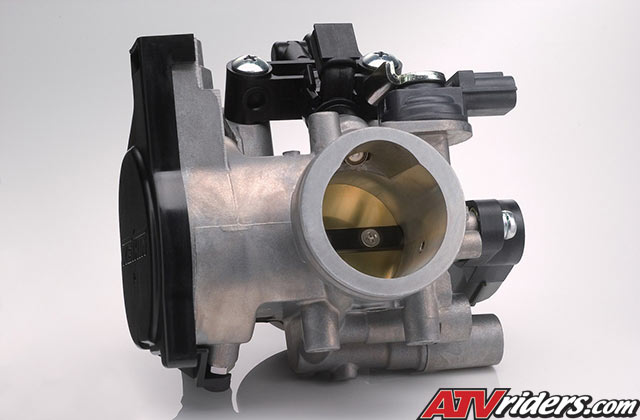 suzuki 2009 Suzuki-2009-z400-sport-atv-throttle-body