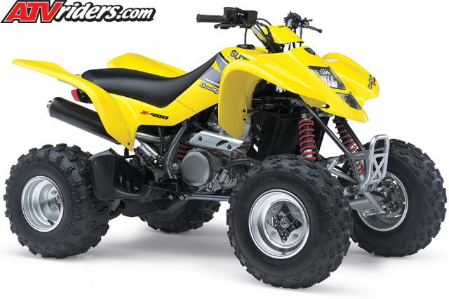 Suzuki Quadsport Reviews