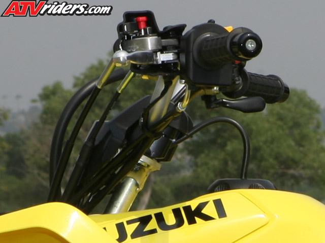 Suzuki Z Quadsport Specs