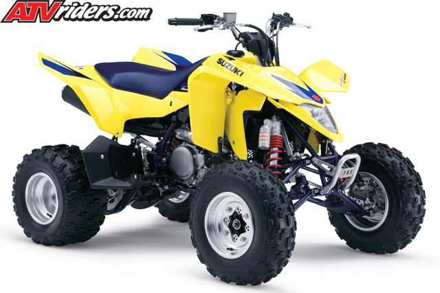 mountopz atv 2009 suzuki z400 quadsport atv test ride review. Black Bedroom Furniture Sets. Home Design Ideas