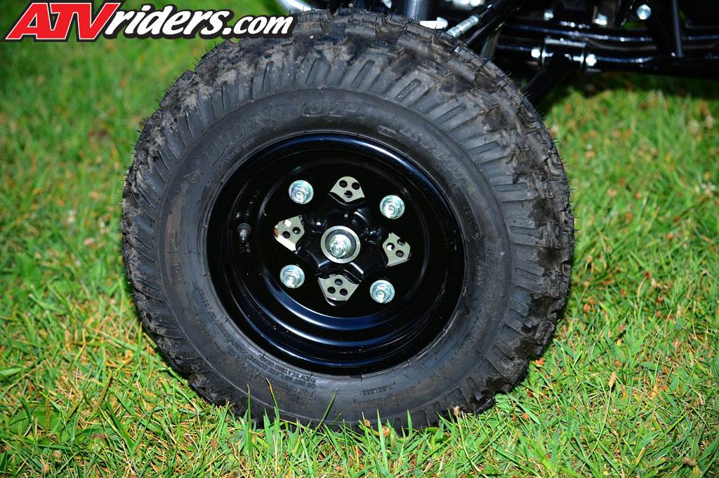2009 Suzuki QuadRacer LTR 450 ATV Test Ride & Review