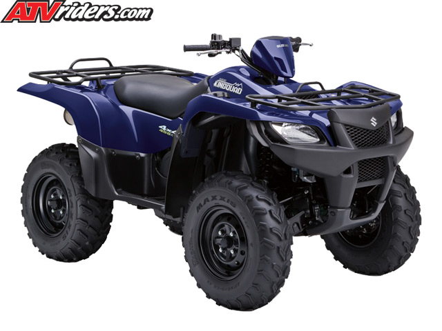 suzuki announces two new kingquad utility atv models 2010 kingquad 450axi 4x4 2011 kingquad. Black Bedroom Furniture Sets. Home Design Ideas