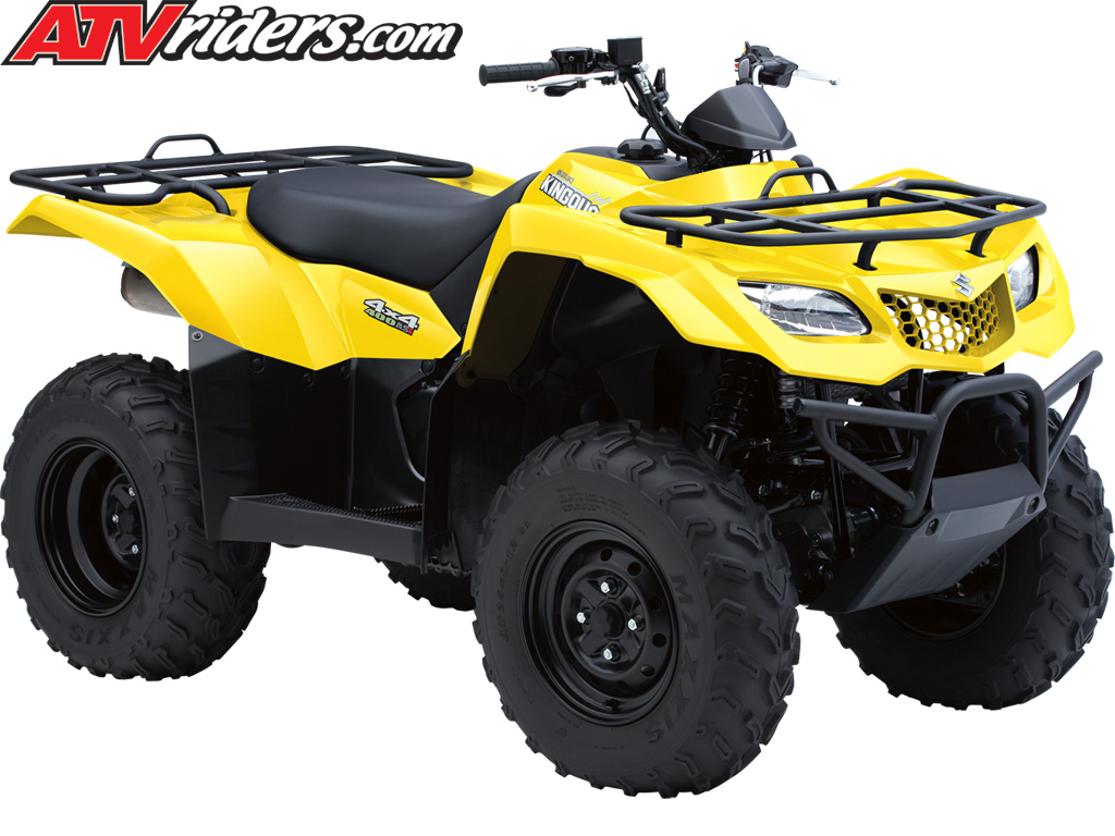 suzuki announces another wave of new 2011 king quad atv. Black Bedroom Furniture Sets. Home Design Ideas