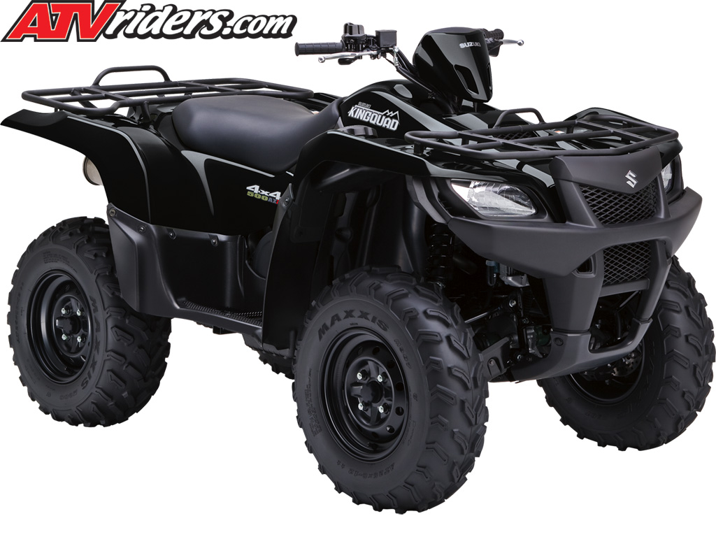 suzuki announces another wave of new 2011 king quad atv models new 2011 suzuki king quad. Black Bedroom Furniture Sets. Home Design Ideas
