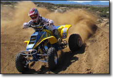 Suzuki QuadRacer LT 250R ATV