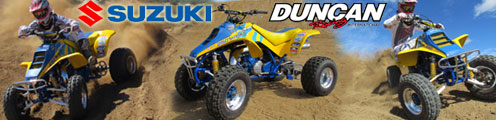 Suzuki QuadRacer LT 250R ATV Project Build