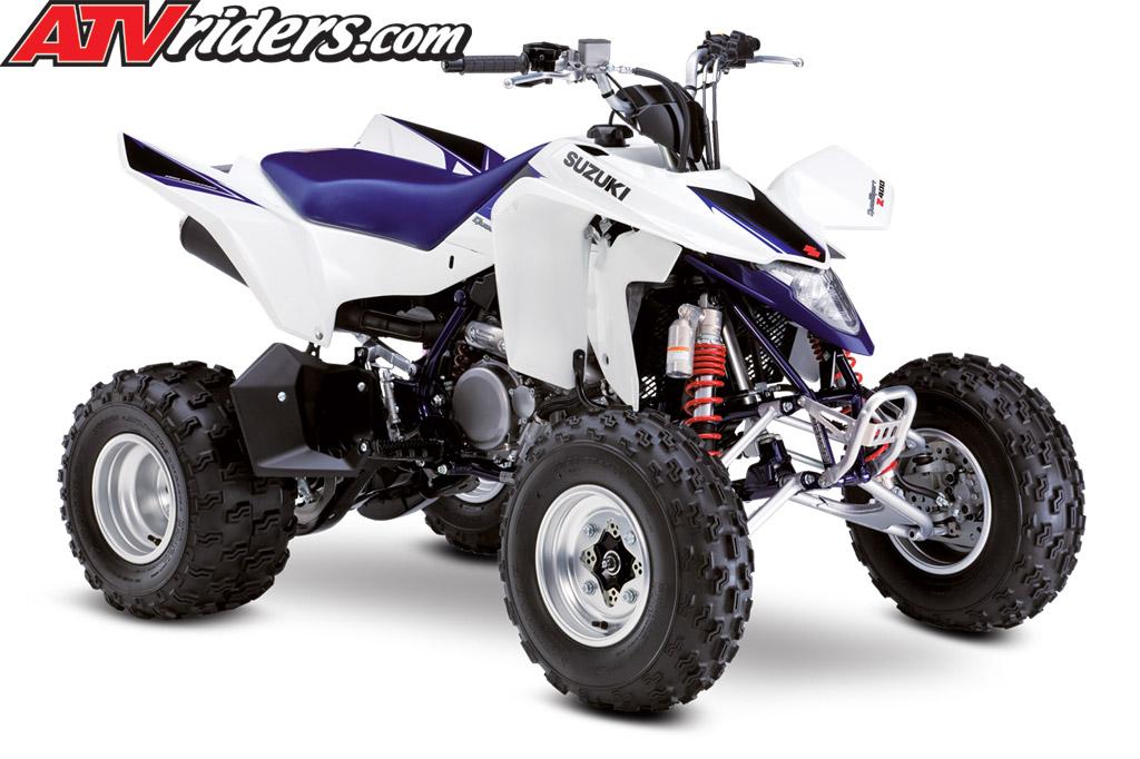 2012 suzuki utility & sport atv models announced - suzuki king