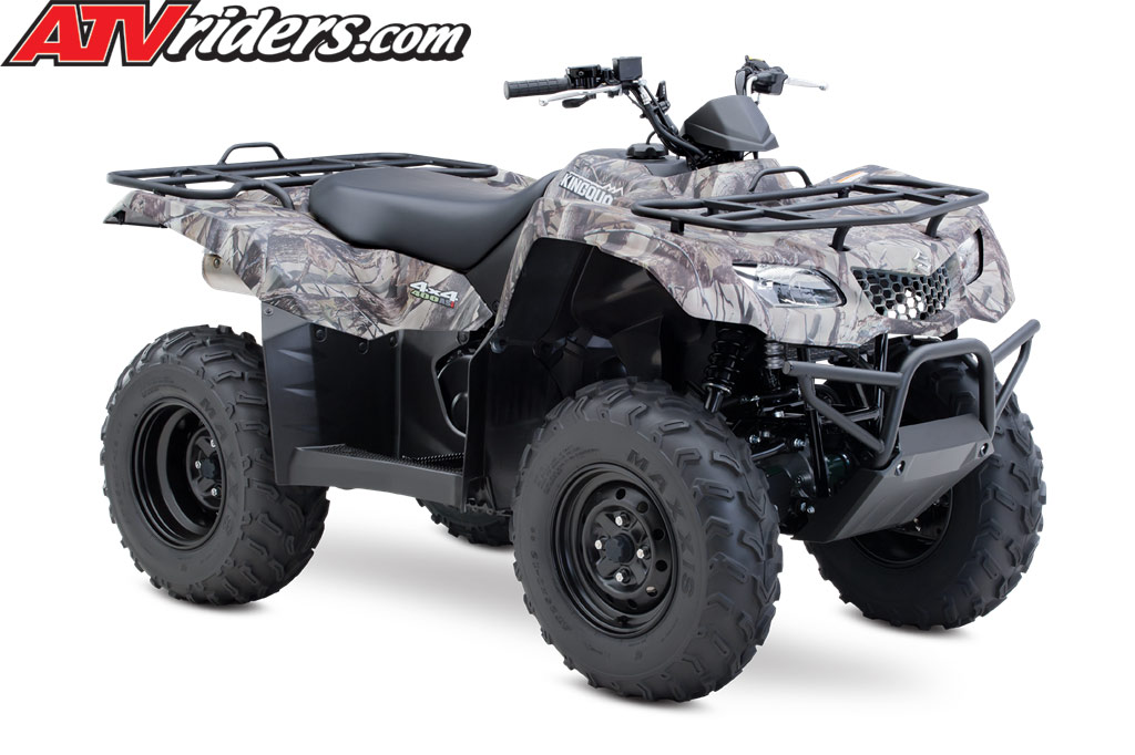 2014 suzuki kingquad utility atv models for Yamaha four wheeler dealers