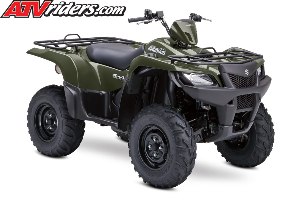 2014 suzuki kingquad utility atv models. Black Bedroom Furniture Sets. Home Design Ideas