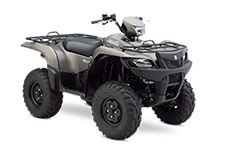 2014 Suzuki King Quad 750 AXi Limited Edition Utility ATV