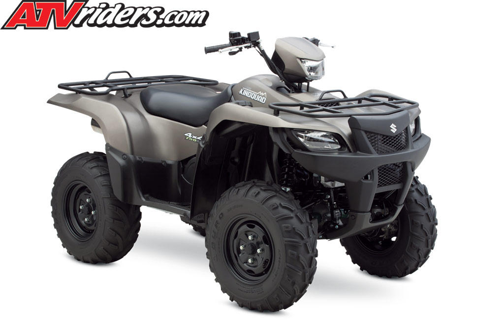 Suzuki King Quad  Oil Capacity