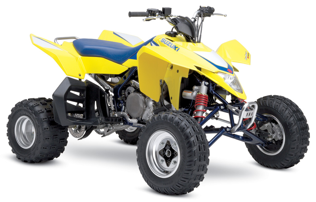 Suzuki S 2006 Quadracer R450 Atv Captures Numerous Atv Of