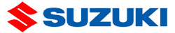 Suzuki ATV Model Manufacturer Logo