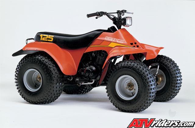Suzuki Quadrunner  For Sale