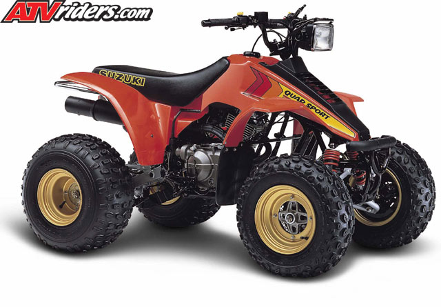 Suzuki ATV Manuals for Repair and Service