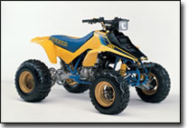1985 Suzuki LT250R ATV QuadRacer