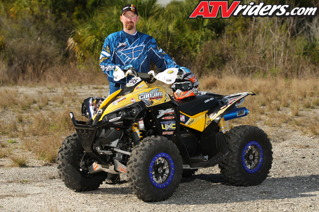 team uxc racing newly formed utility atv racing team