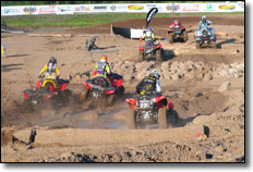 Terracross Championship ATV Racing