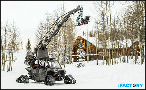 The Factory / Polaris RZR XP 4 1000 Camera