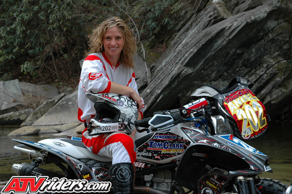tom clark motorsports 39 angela atwell takes 2nd overall at