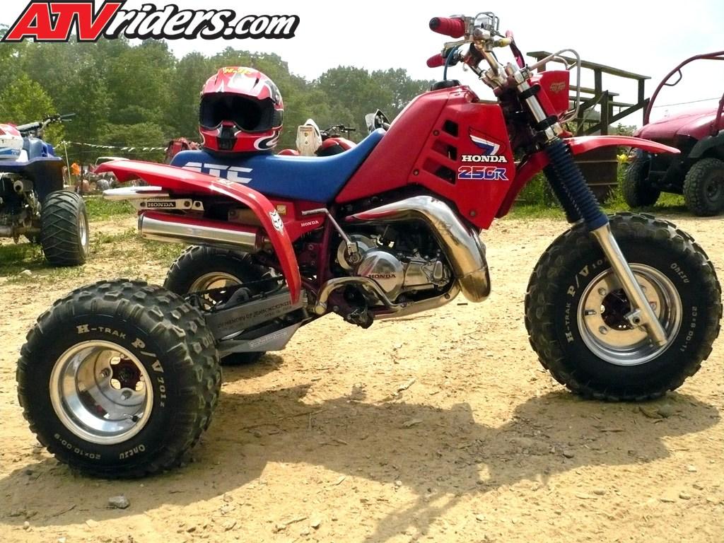 Honda 3 Wheeler Trike Fest Honda ATC 250R