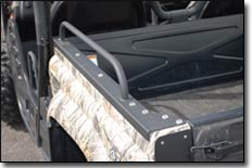 Rhino SxS Utility Bed Rails