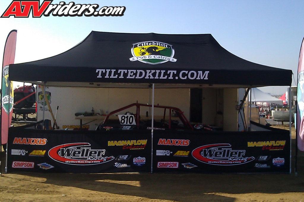 Corry Welleru0027s new Tilted Kilt Canopy. u201c & Weller Racing Increases Lead in SR1 UTV Class - Lucas Oil Off Road ...