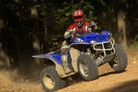 2006 Yamaha wolverine 450 on-command 4x4 ATV