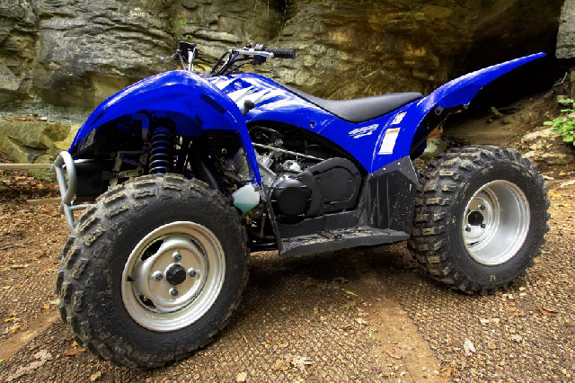 2006 yamaha wolverine 450 4x4 atv press intro