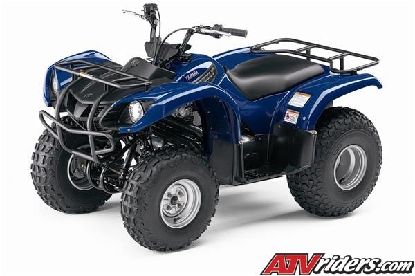 2007 yamaha grizzly 125 automatic youth atv features. Black Bedroom Furniture Sets. Home Design Ideas