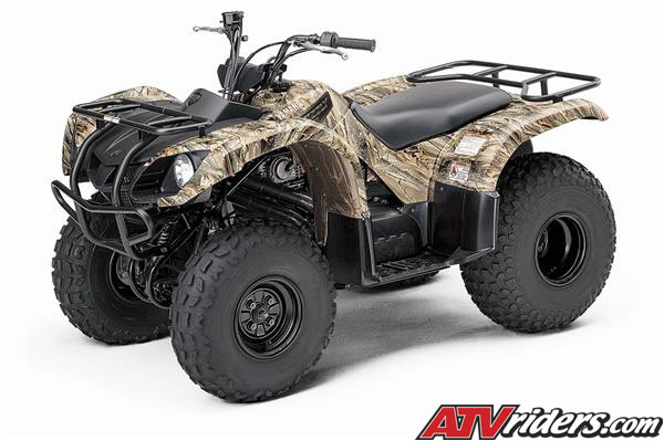 2007 Yamaha Grizzly 125 Automatic Youth ATV - Features, Benefits and ...