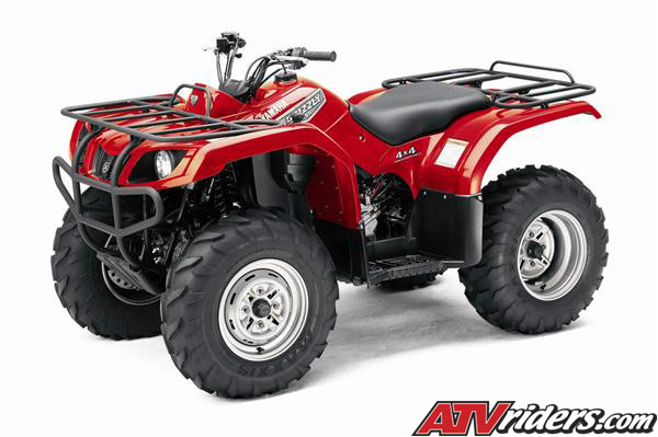 2007 Yamaha Grizzly 350 Auto. 4x4 Utility ATV Info - Features ...