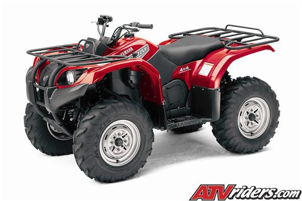 2007 yamaha grizzly 400 auto 4x4 utility atv info for Yamaha grizzly 400