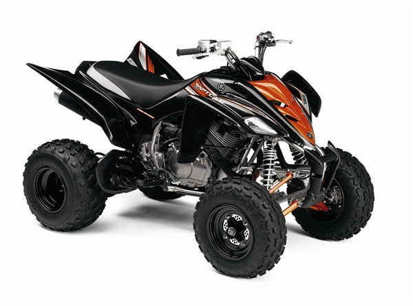 2007 yamaha raptor 350 sport atv information features For2007 Yamaha Raptor 350 Top Speed