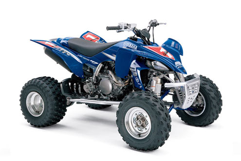 2006 yamaha yfz450 bill ballance edition sport atv info