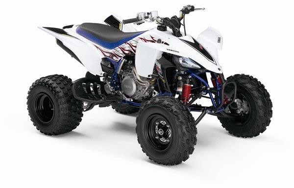 2007 Yamaha YFZ450 Performance Sport ATV Info - Features, Benefits