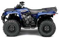2007 Yamaha Big Bear 400 IRS 4x4 ATV