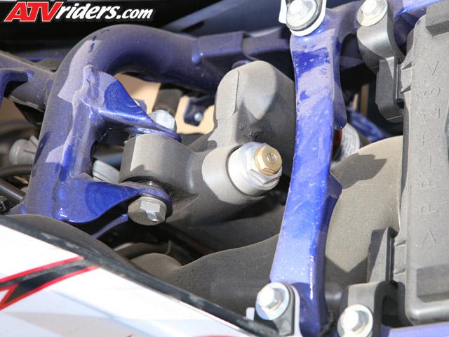 Pro Taper Handlebars >> 2007 Yamaha YFZ450 & Raptor 700 Special Edition ATV Press Intro - Glamis Sand Dunes, California
