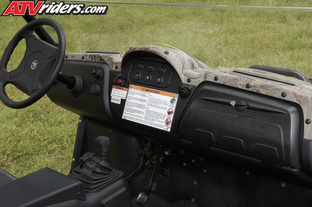 2007 Yamaha Rhino 660 Side X Side Utv Review