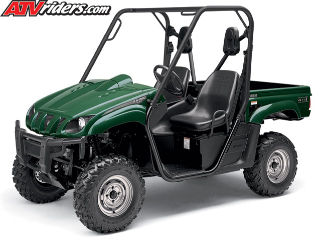 2007 Yamaha Rhino 660 Side X Side Utv Review