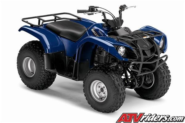 2008 yamaha grizzly 125 automatic utility atv info. Black Bedroom Furniture Sets. Home Design Ideas