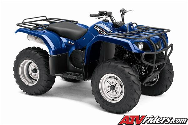 2008 yamaha grizzly 350 auto 4x4 utility atv features for Yamaha 350 4x4