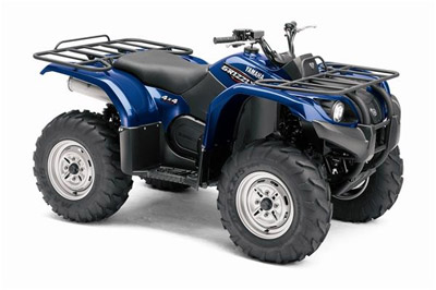 2008 grizzly 400 auto 4x4 utility atv model specifications for Yamaha grizzly 400