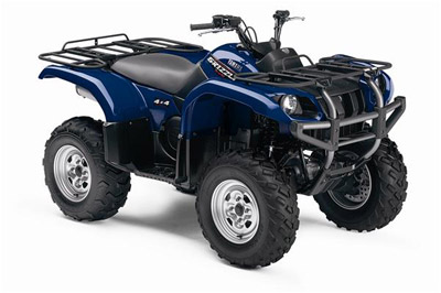 2008 grizzly 660 auto 4x4 utility atv specifications for Yamaha 4 wheeler 4x4