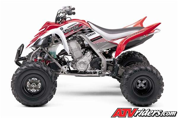2008 Yamaha Raptor 700R SE Sport ATV - Special Edition - Features ...