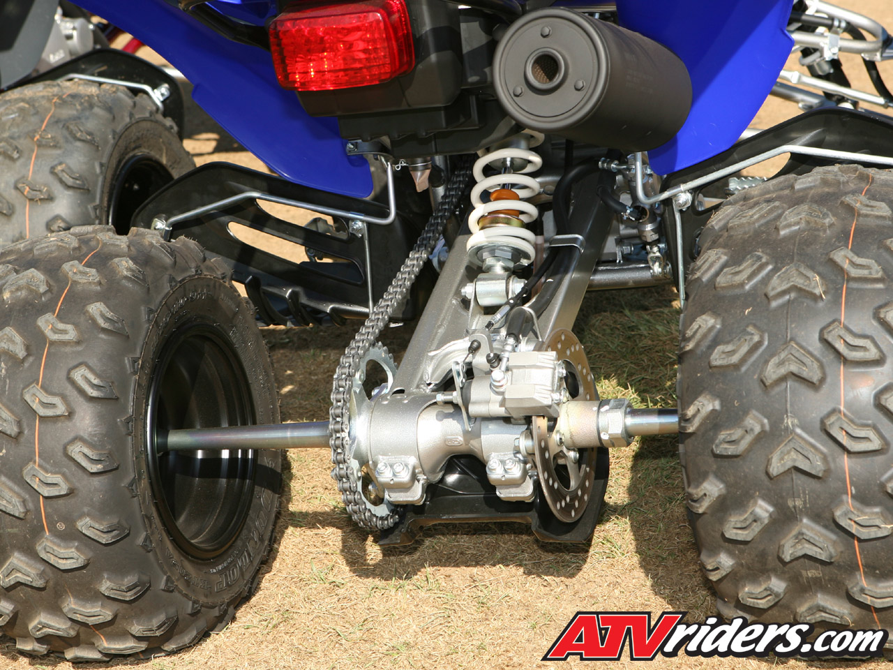Yamaha Raptor  Axle