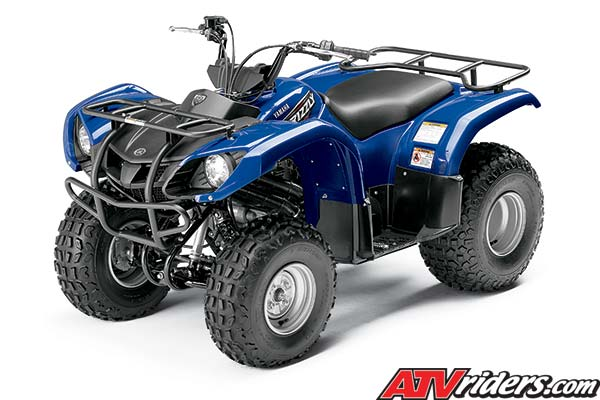 2009 yamaha grizzly 125 automatic utility atv info features benefits and specifications. Black Bedroom Furniture Sets. Home Design Ideas