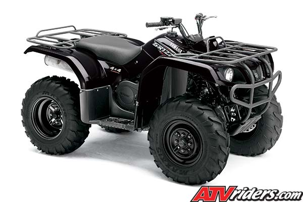 2009 yamaha grizzly 350 auto 4x4 utility atv features benefits and specifications. Black Bedroom Furniture Sets. Home Design Ideas