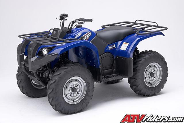 2009 yamaha grizzly 450 utility atv preview for Yamaha 450 atv