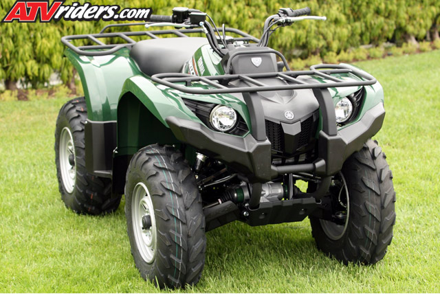 2009 yamaha grizzly 450 utility atv preview